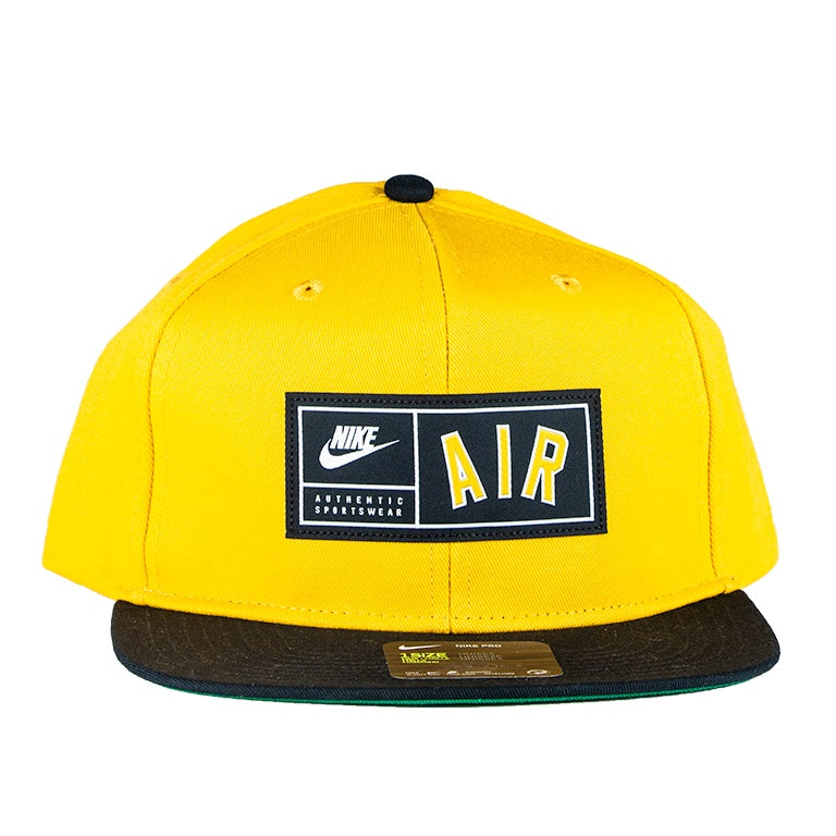 Nike Air Pro Yellow Adjustable Cap