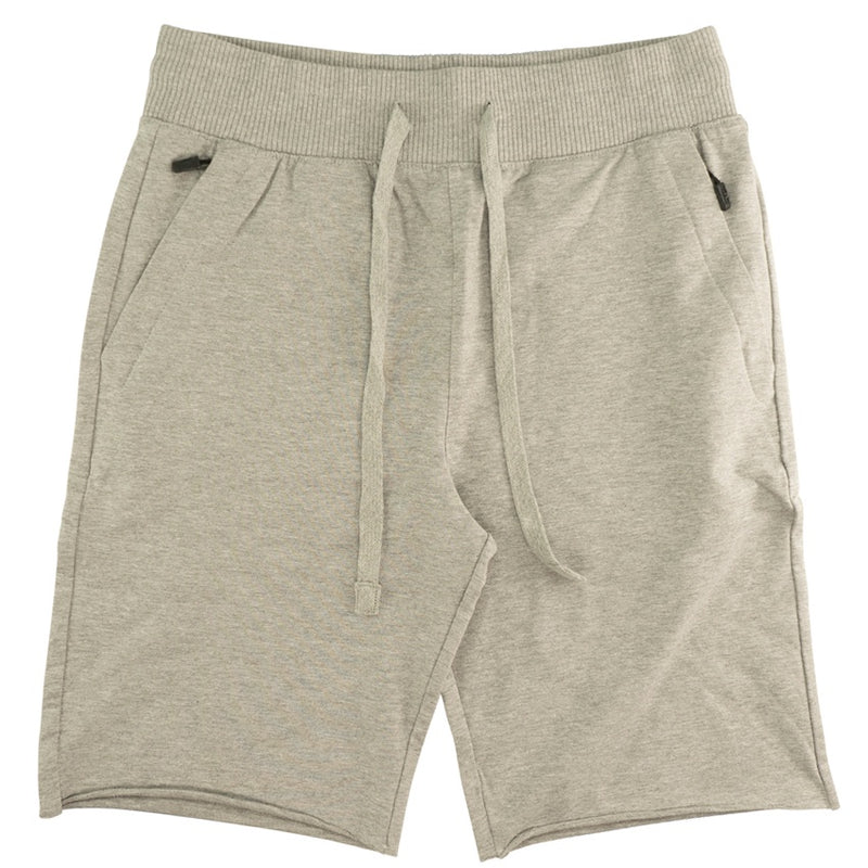 Jordan Craig Heather Grey Palma French Terry Short 2.0