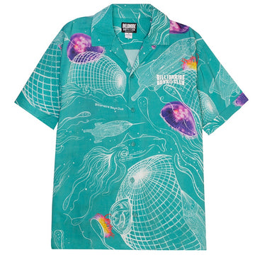 Billionaire Boys Club Deep Space Teal Shirt