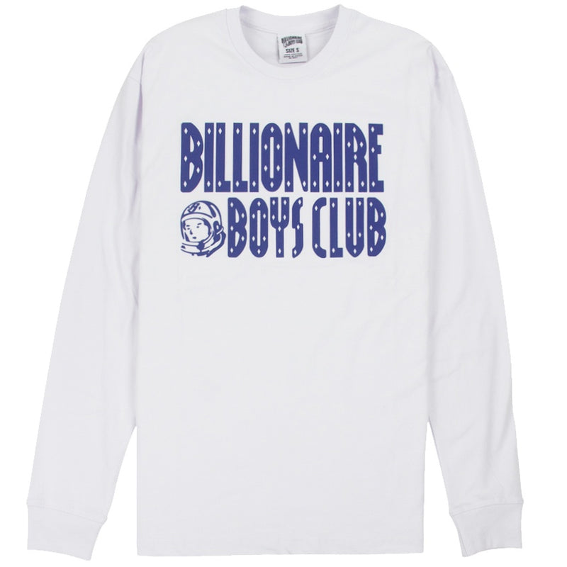 Billionaire Boys Club Interplanetary White T-Shirt