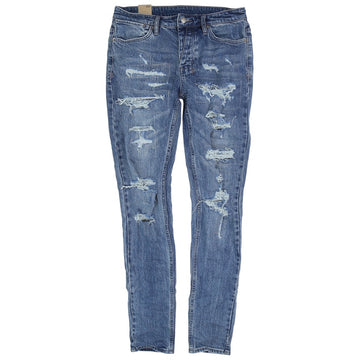 Ksubi Van Wrinkle Runaway Ruined Jeans