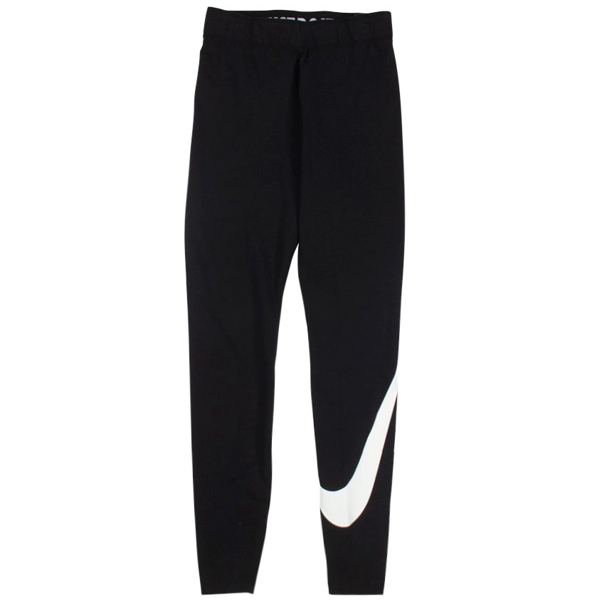 Nike Leg-A-See Big Swoosh Black Legging