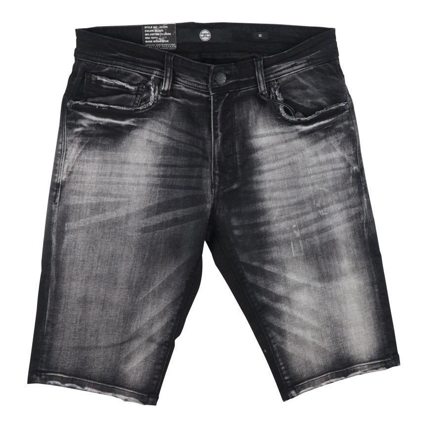 Jordan Craig Newcastle Denim Shorts 2.0 (Black)