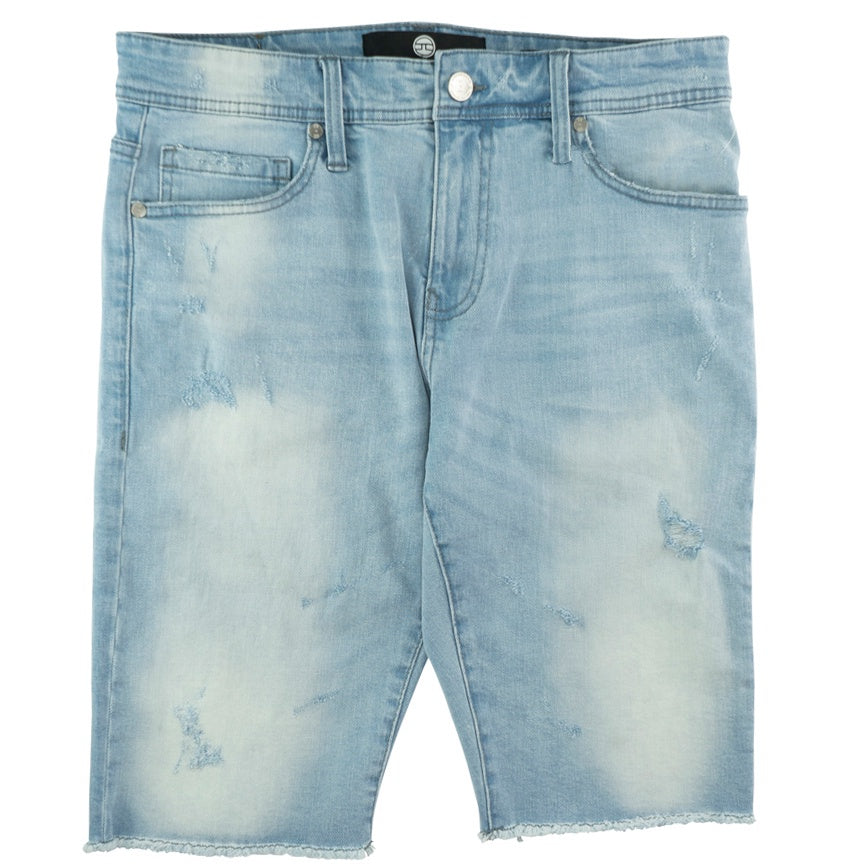 Jordan Craig Ice Blue Edison Denim Shorts