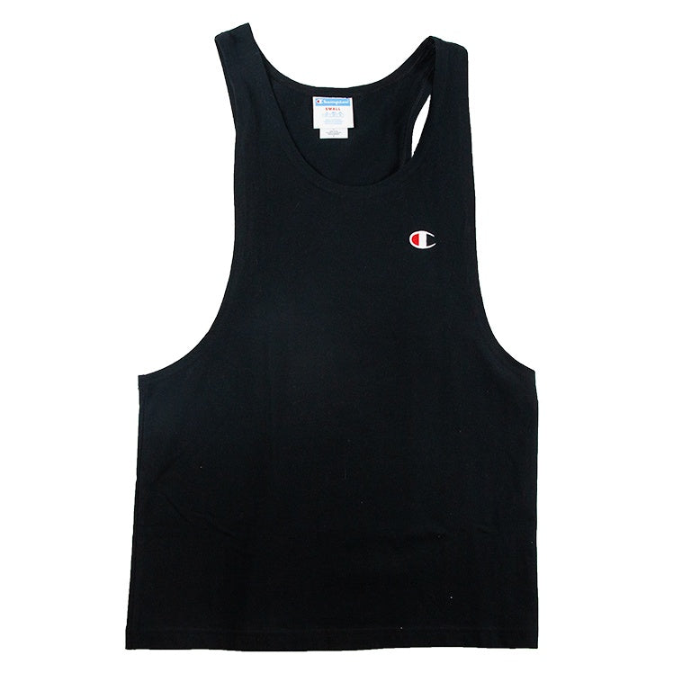 Champion Heritage Black Muscle Tank