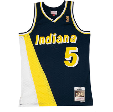 Mitchell & Ness NBA Swingman 'Indiana Pacers Jalen Rose'