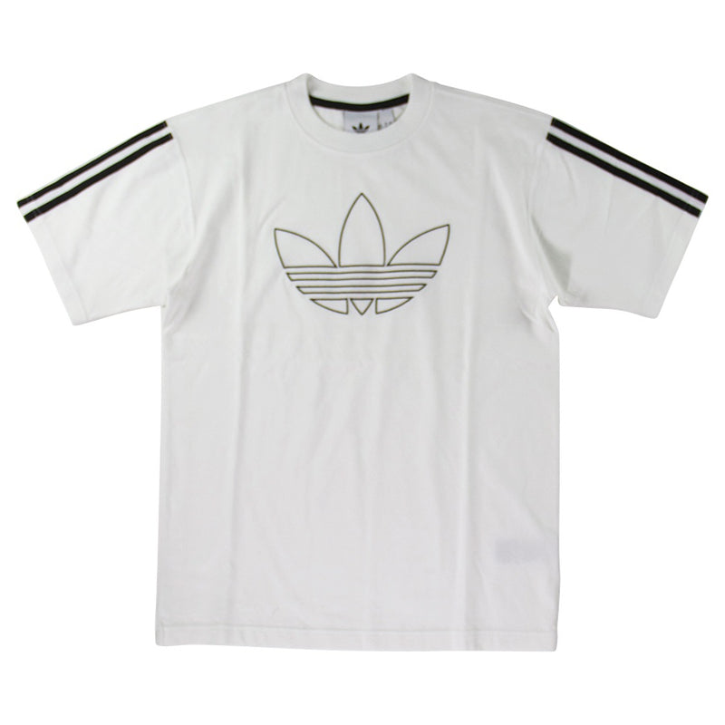 Adidas Outline Trefoil T-Shirt