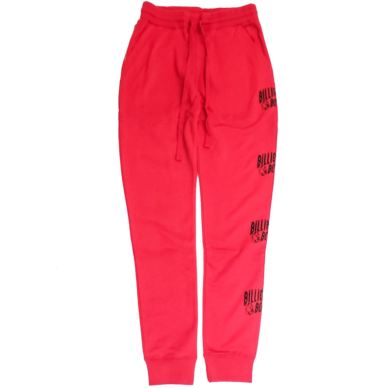 Billionaire Boys Club Red Sweatpants