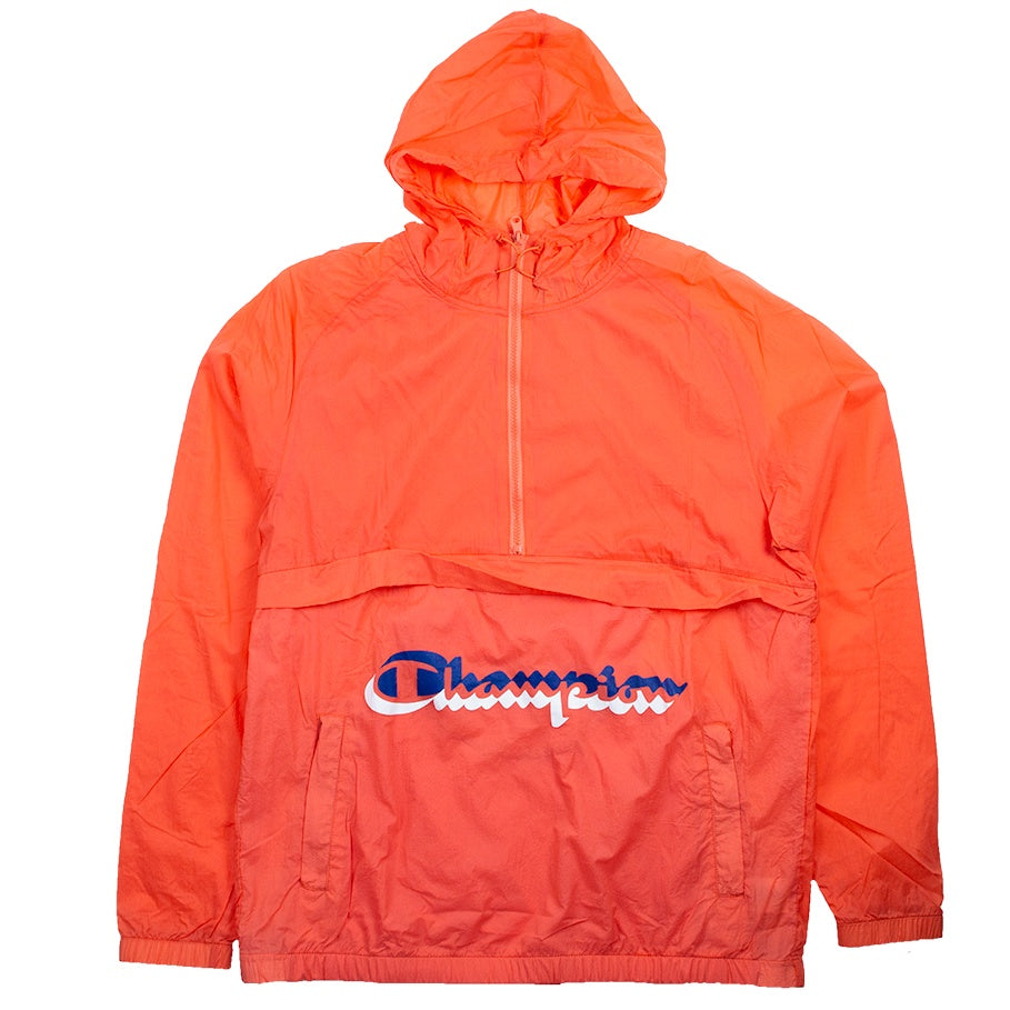Champion Pink Manorak Windbreaker