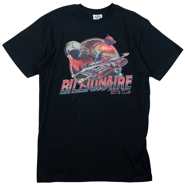 Billionaire Boys Club Black Flash T-Shirt