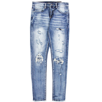 Embellish McHale Rip and Repair Denim Jean