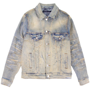 Embellish Barrett Denim Jean Jacket