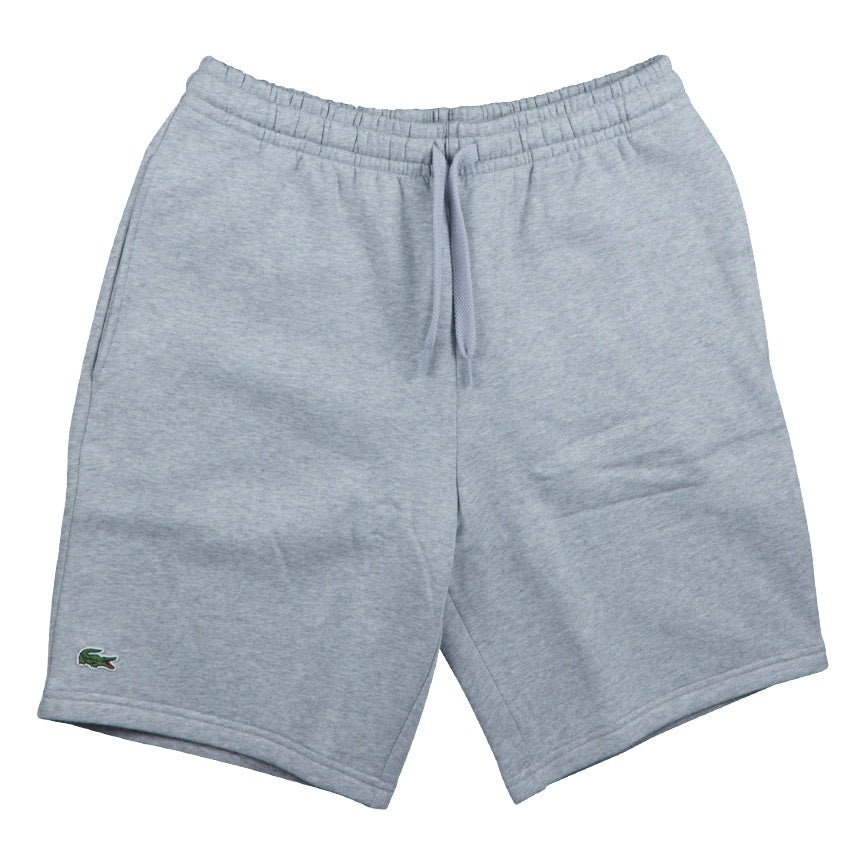Lacoste Sport Silver Tennis Fleece Shorts