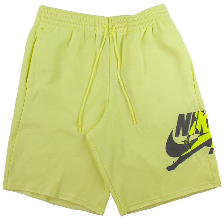 Air Jordan Jumpman Classics Luminous Green Shorts