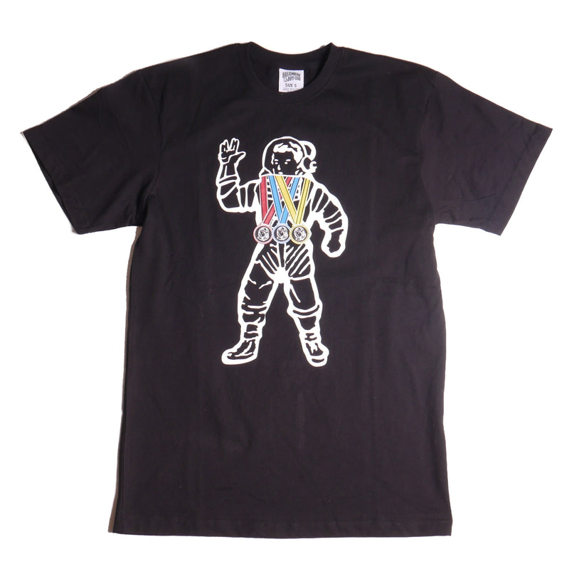 Billionaire Boys Club Black Astro Medals S/S T-Shirt