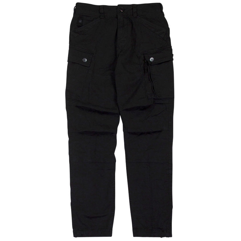 G-Star Raw Black Roxic Cargo Pant