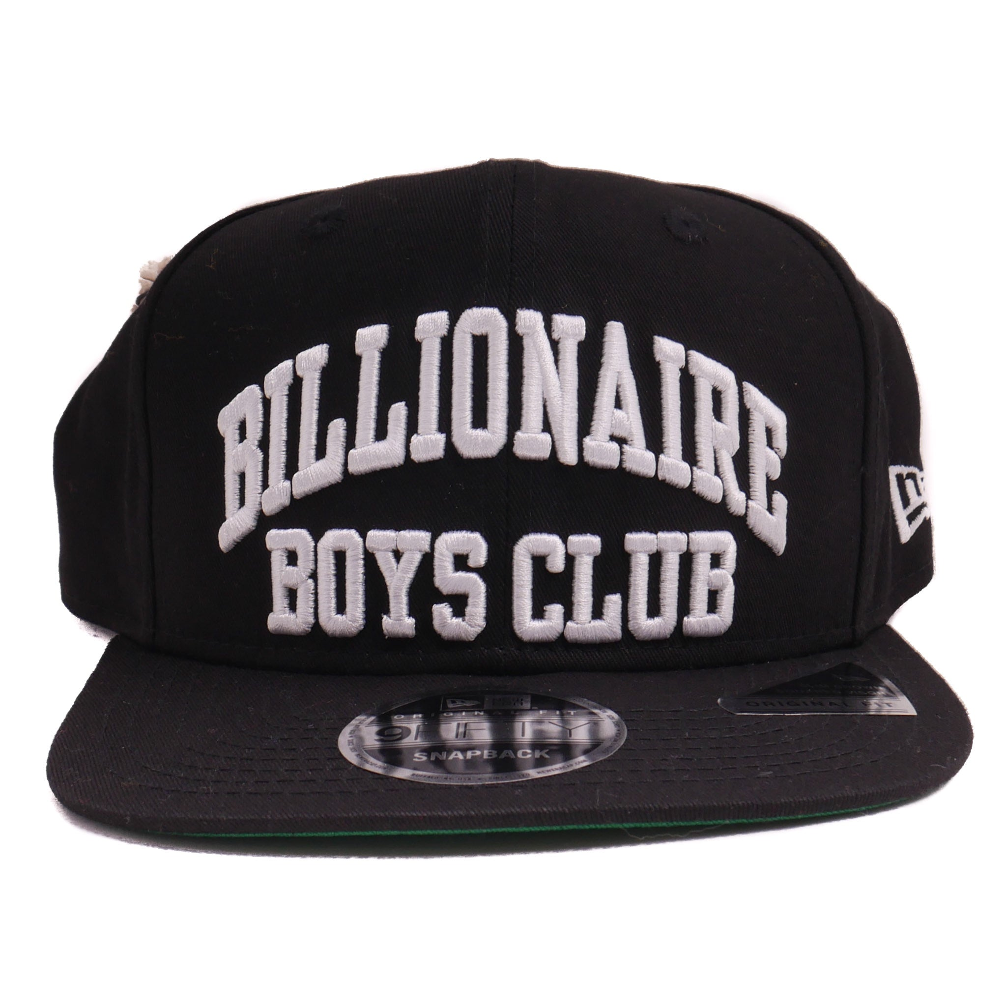 Billionaire Boys Club Bent Snapback Hat
