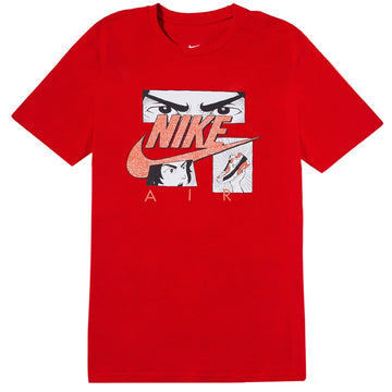 Nike Air Manga Red T-Shirt