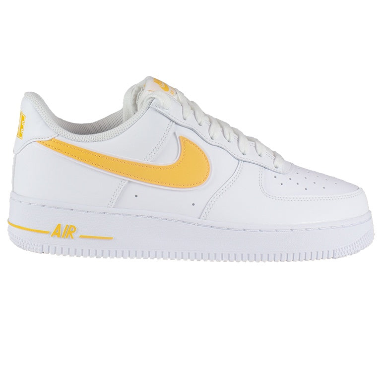 Nike Air Force 1 '07 3 'University Gold'