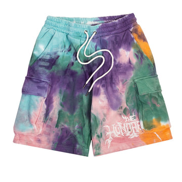 The Hundreds Sound Cargo Multi Shorts