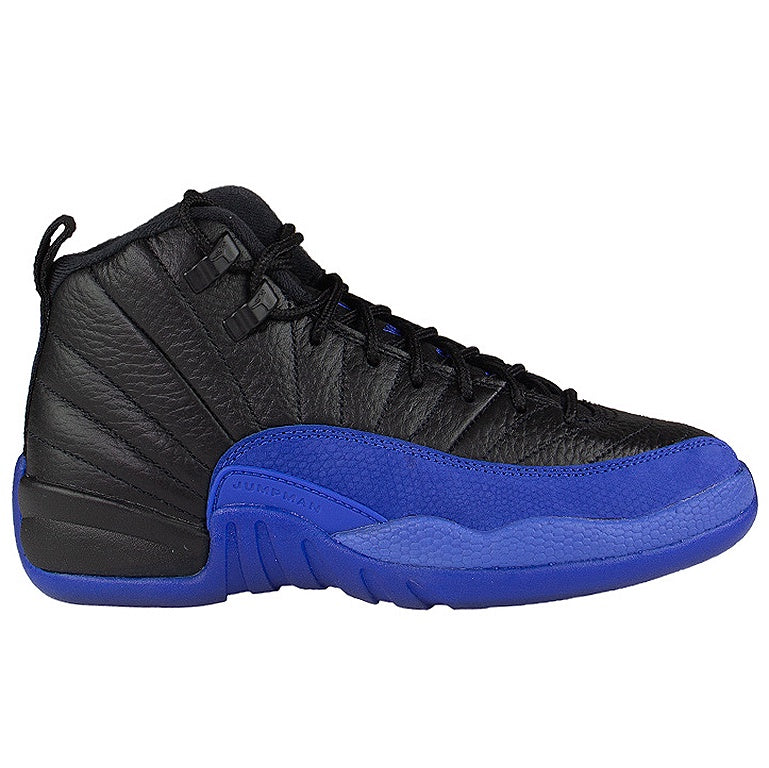 Air Jordan 12 Retro (GS) 'Black Game Royal'