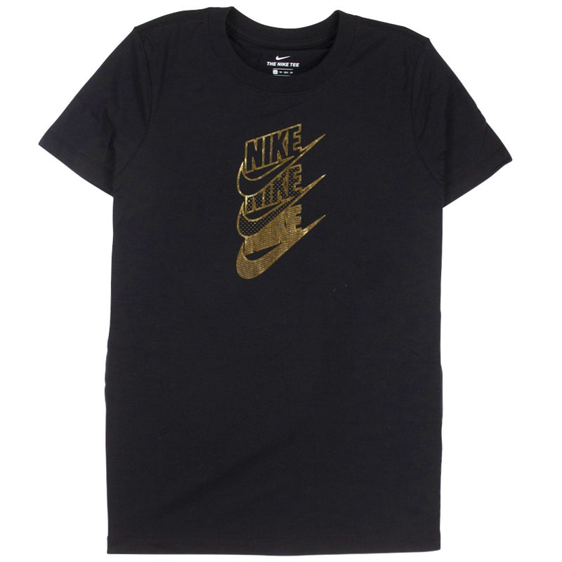 Nike NSW Women's Shine Black T-Shirt
