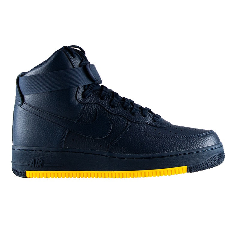 Nike Air Force 1 High '07 1 Navy/Yellow