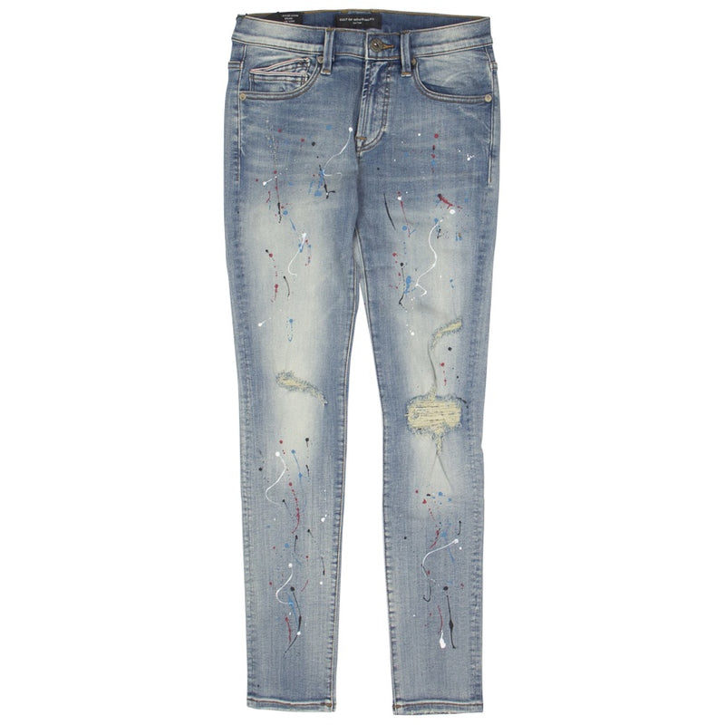 Cult Of Individuality Picasso Punk Superskinny Strech Jeans