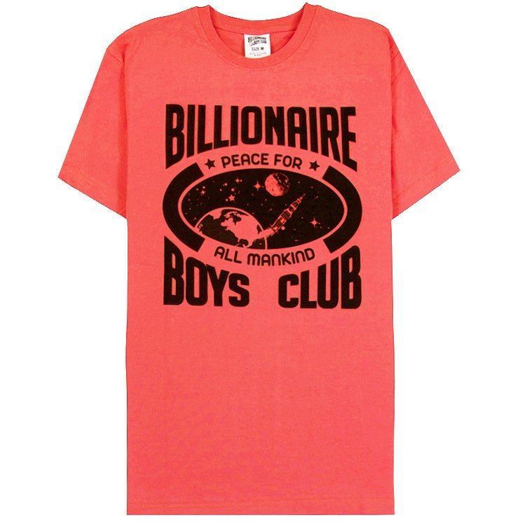 Billionaire Boys Club Pink Mankind T-Shirt
