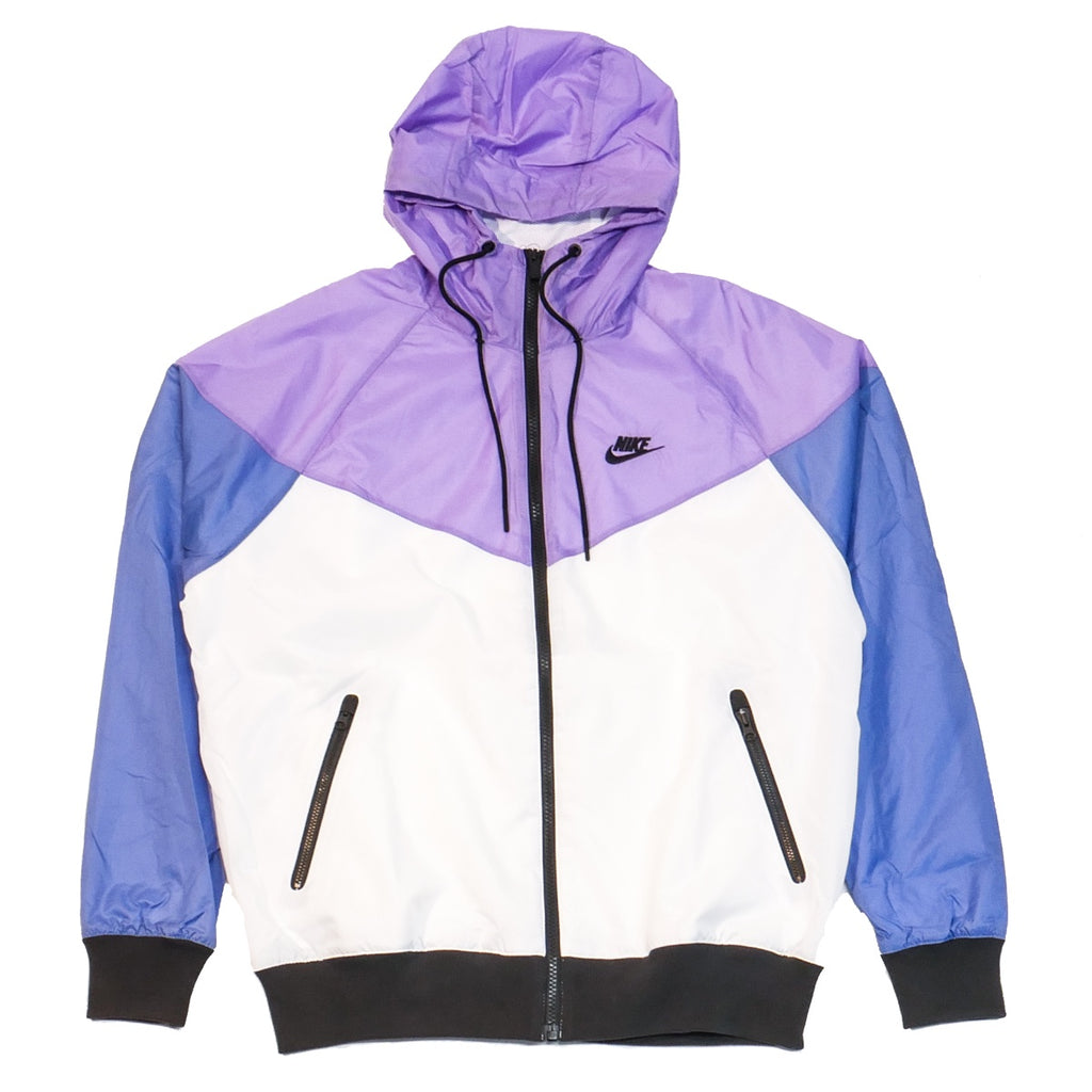 Nike Men's Windrunner Purple Jacket