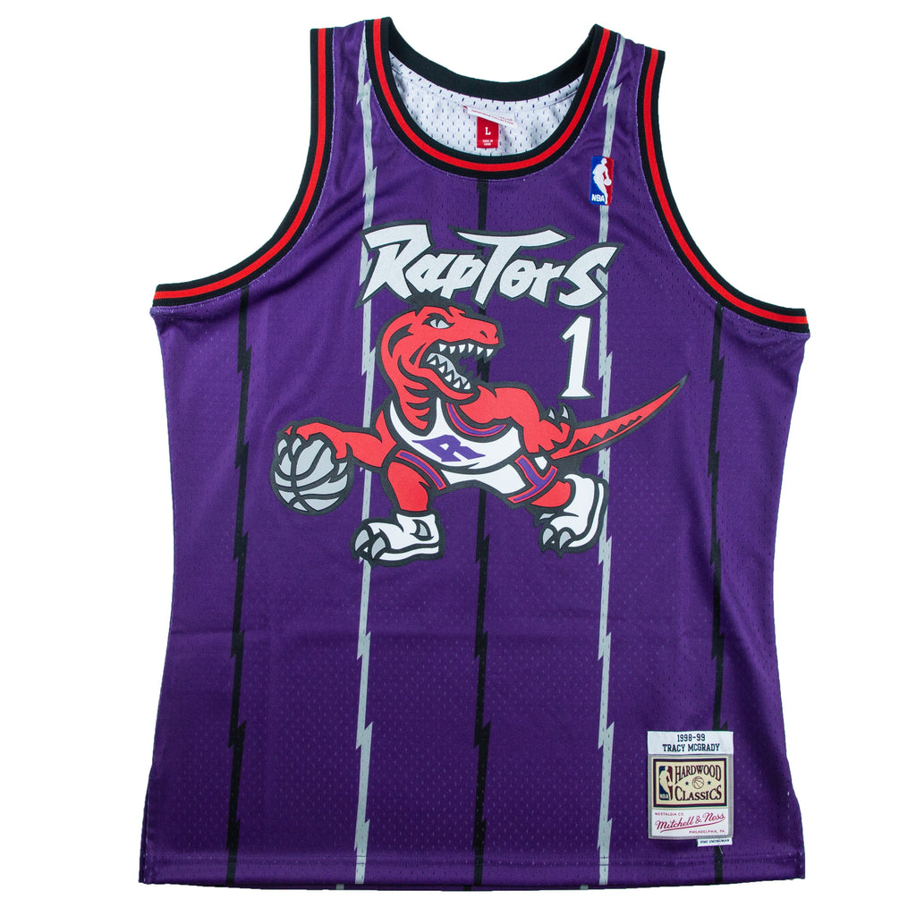 Mitchell & Ness NBA Swingman 98-99 Toronto Raptors Tracy McGrady