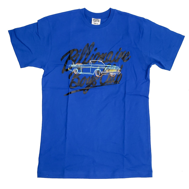 Billionaire Boys Club Blue Neon Ride T-Shirt
