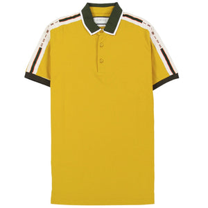 Inimigo Stripe Gold Polo