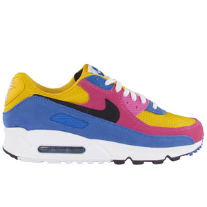 Nike Air Max 90 Multicolor Seude