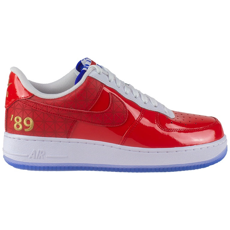 best loved a10ad f32a8 Nike Air Force 1 Low Detroit Pistons 1989 NBA Finals