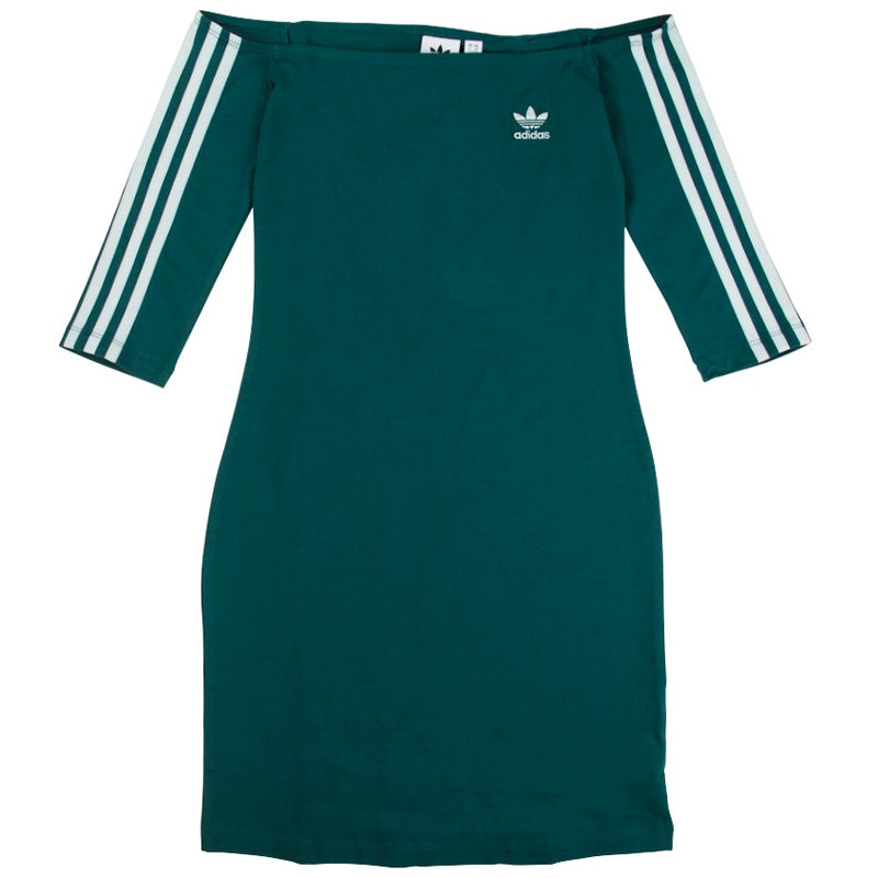 Adidas Originals Off-The-Shoulder Dress