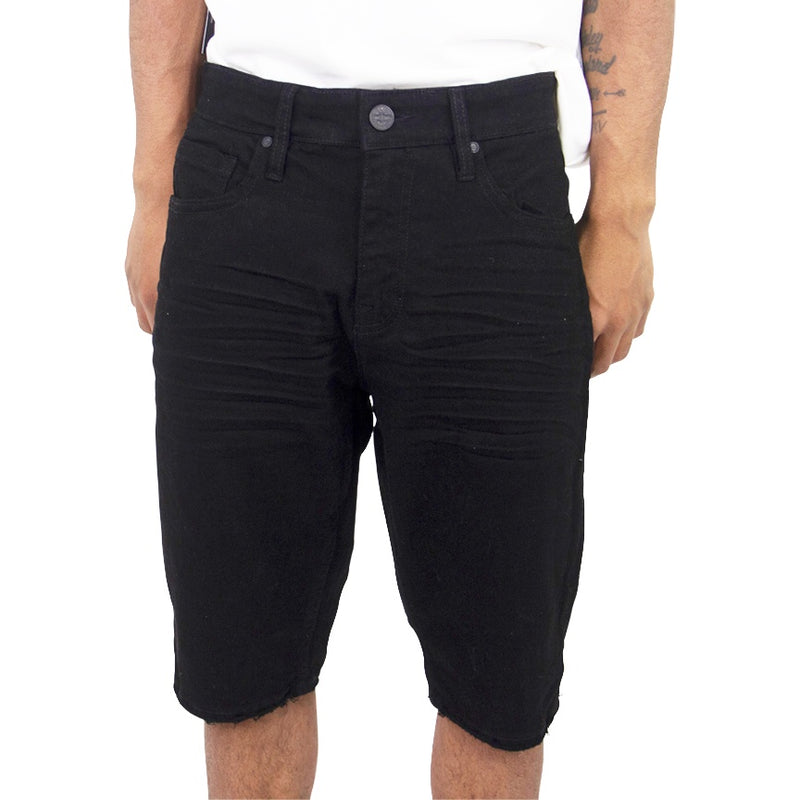 Jordan Craig Newcastle Twill Black Shorts