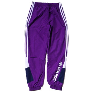 Adidas Womens 90's Block Purple Track Pants