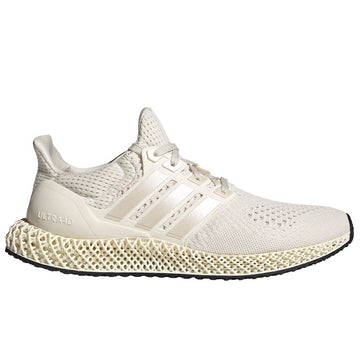 Adidas White Ultra4D