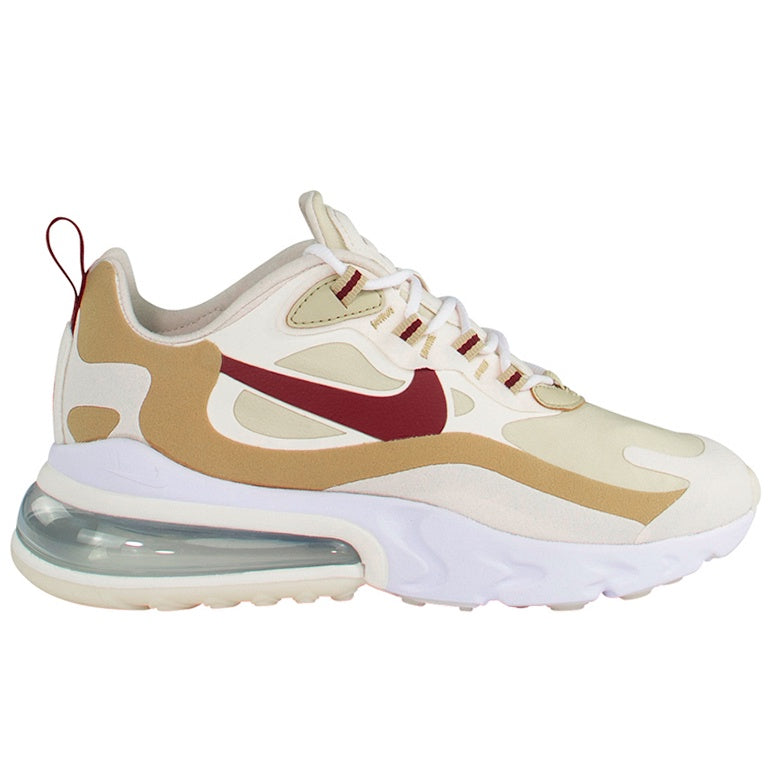 Nike Women's Air Max 270 React 'Team Gold'