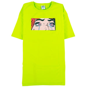 Billionaire Boys Club Green Hypno T-Shirt