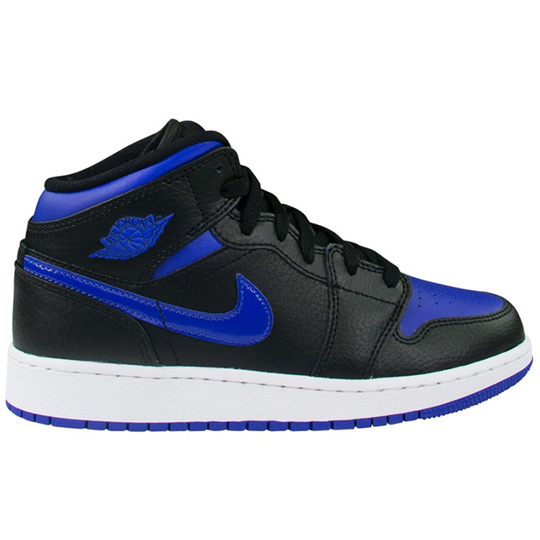 Air Jordan 1 Mid (GS) 'Royal'