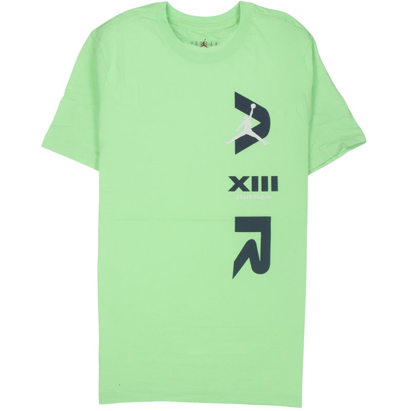 Air Jordan Legacy AJ13 Green T-Shirt