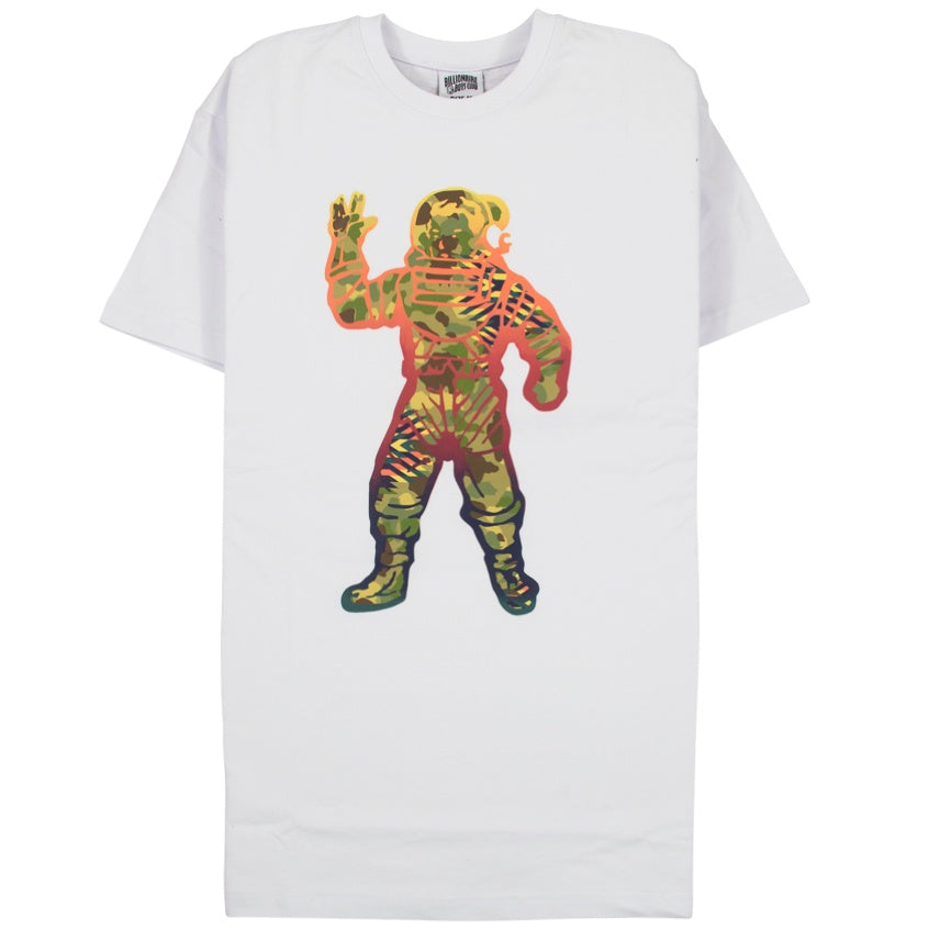 Billionaire Boys Club Cosmic Noise White T-Shirt