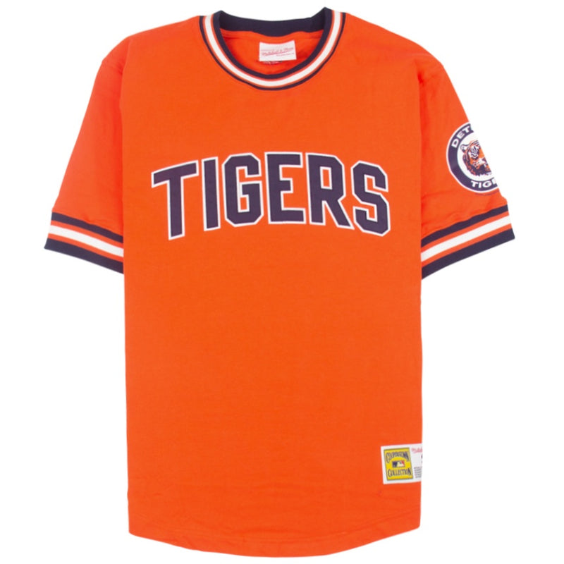 Mitchell & Ness Wild Pitch Top Detroit Tigers
