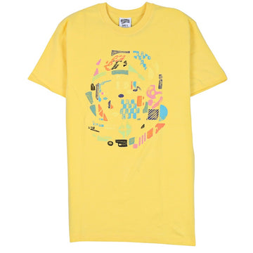 Billionaire Boys Club Helmet Yellow T-Shirt