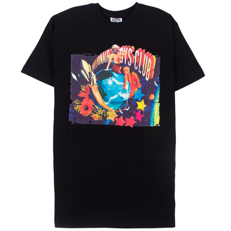 Billionaire Boys Club Pin Up Black T-Shirt