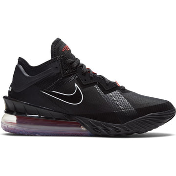 Nike Lebron XVIII (18) Low 'Black University Red'