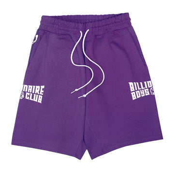 Billionaire Boys Club Grail Purple Shorts