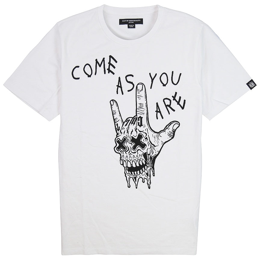 Cult Of Individuality 'Come As You Are' T-Shirt